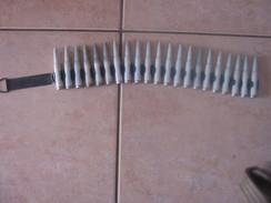 Barrette Balles à Blanc AA52 PRI à Déterminer Pour Collection - Armes Neutralisées