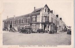Carte 1930 AUBIGNY SUR NERE / HOTEL DE LA CHAUMIERE - Aubigny Sur Nere
