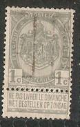 Luik 1906  Nr. 774A - Precancels