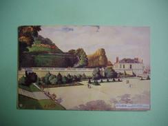 ST CLOUD  -  92  -  L'Ecole Normale  -  Emplacement De L'Ancien Château  -  Hauts De Seine  -    Publicité  PHOSPHO BEBE - Saint Cloud