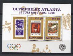 SURINAM - ATLANTA 1996 OLYMPIC GAMES  O421 - Summer 1996: Atlanta