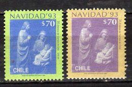 Chile 1993 Christmas. MNH - Chile
