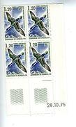P10 N° 59 NEUF XX, Bloc Daté De 4 - Unused Stamps