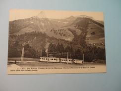 Les Avants - Chemin De Fer De Montreux -  Eisenbahn (865) - VD Vaud