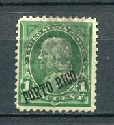 Puerto Rico Nr.168         O  Used       (065) - Puerto Rico