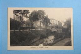Malmedy La Warchenne Et Le Pont - Malmedy