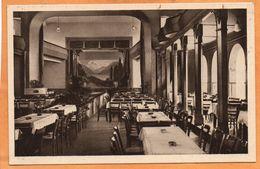 Giessen Cafe Leib 1920 Postcard - Giessen