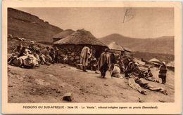 AFRIQUE -- AFRIQUE Du SUD - Missions Du Sud Afrique - Basutoland - Afrique Du Sud