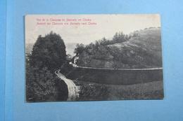 Vue De La Chaussée De Malmedy Vers Chodes - Malmedy