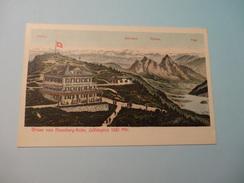Gruss Vom Rossberg - Kulm ( Wildspitz  ) 1908 (872) - Other