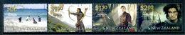 New Zealand 2008 Chronicles Of Narnia - Prince Caaspian Set Used (SG 3041-44) - Nuova Zelanda