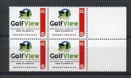 NEW ZEALAND - GOLFVIEW GS171 - Golf