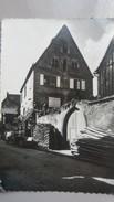 CPSM OBERNAI 67 LA PLUS VIEILLE MAISON RESERVE DE BOIS 1955 ED LA CIGOGNE - Obernai