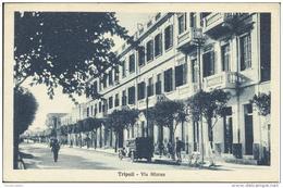 TRIPOLI, VIA MIZRAN - Libia