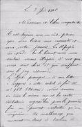 """LETTRE D'un CAPORAL Du 233e REGIMENT D'INFANTERIE Au JOURNAL """"Les REFUGIES Du NORD"""" - 3 Juin 1916 - Guerre 1914-18 - WW1 - Historical Documents"""
