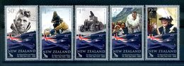 New Zealand 2008 Sir Edmund Hillary Commemoration Set Used (SG 3101-05) - Nuova Zelanda