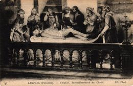 LAMPAUL -29- L'EGLISE ENSEVELISSEMENT DU CHRIST - Lampaul-Guimiliau