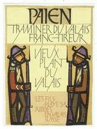 Rare // Etiquette // Paien, Les Fils Maye SA Riddes, Valais  // Suisse - Etiquettes