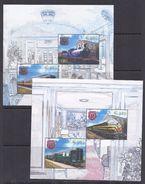 Belgie - Belgique TRV-BL5 + 6  - Postfris - Neuf - AAN POSTPRIJS - Chemins De Fer