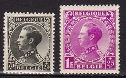 Belgique N° 390 Et 392 Neuf * - Bélgica