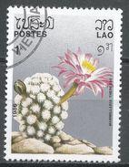 Laos 1986. Scott #746 (U) Mammillaria Matudae, Cacti, Cactus * - Laos