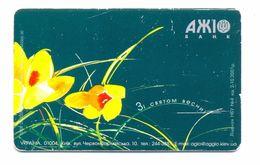 Ukraine (?)Bank Azhio Flowers,90 Min Prom - Ukraine
