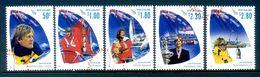 New Zealand 2009 Sir Peter Blake Commemoration Set Used (SG 3181-85) - Nuova Zelanda