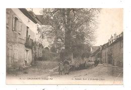 Orchamps-Village Bas--(C.764) - Frankrijk