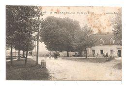 Orchamps-Place Du Jevot--(C.766) - Frankrijk