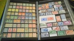 D151 LOT FEUILLES SUISSE NEUFS / OB A TRIER BELLE COTE DÉPART 10€ - Sammlungen (im Alben)