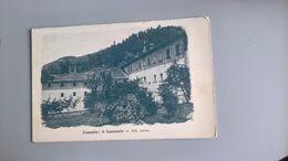 CARTOLINA FIUMALBO - IL SEMINARIO - Modena