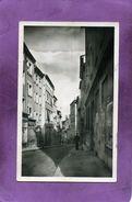 69 LYON 5  SAINT JUST La Rue Des Farges Carte Photo - Lyon