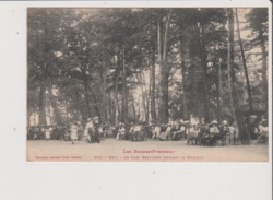 CPA - PAU - Le Parc Beaumont Pendant La Musique - Pau