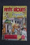 PETIT RIQUET REPORTER, N° 143 : L'Affaire Des Trois Rubis - Magazines Et Périodiques