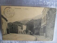 Bocognano ; La Colletta ; Carte Ecrite En Patoi Corse;  Rare - Frankrijk