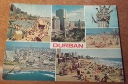 DURBAN - SOUTH AFRICA - VIAGGIATA 1980 - (874) - Sud Africa