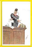 Friedensrichter Carl Josef (B.K.W.I. 900-3) - Autres Illustrateurs