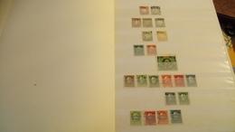 F328 ALBUM REICH ET DIVERS NEUFS / OB A TRIER BELLE COTE DÉPART 10€ - Stamps