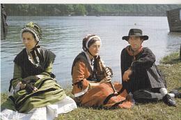 La Pastourelle Groupe Folklorique Rouergat - Vestuarios