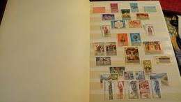 F329 ALBUM EUROPE NEUFS / OB A TRIER BELLE COTE DÉPART 10€ - Stamps