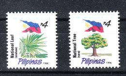 Filippine  Philippines  -  1996. Arbusto  E  Albero Tipici Delle Filippine. Shrub And Tree Typical.  Millesimo 1996. MNH - Vegetazione