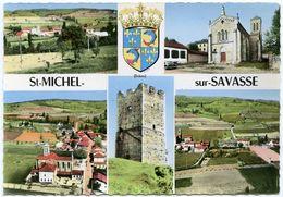 26 : ST MICHEL SUR SAVASSE - Altri Comuni