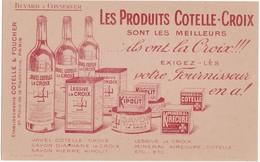 BUVARD -  Les Produits Cotelle-Croix - Produits Ménagers