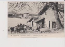 CPA - HENDAYE - Quartier De Saintiago - Embarcadère Pour Irun - Hendaye