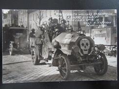 Postkarte Revolution München 1918 1919 - Freikorps Panzerwagen Totenkopf Stahlhelm - Photo Hoffmann - Guerre 1914-18