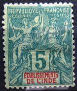 INDE              N° 4              NEUF* - India (1892-1954)