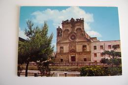 GRAVINA  CHIESA  EGLISE  CHURCH  KIRCHE  BARI PUGLIA  VIAGGIATA  COME DA FOTO - Bari