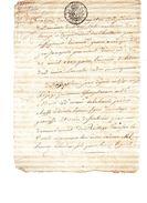 PIERRE BOUGUEL,chanoine De La Cathédrale D'ARRAS Seigneur Des 3 Quart De La Terre Et Seigneurie De SOMAIN.2 Pp.1702 - Historical Documents