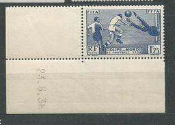 "FRANCE  N°  396  **  TB  1   Gomme D""origine - Unused Stamps"