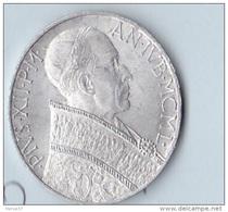 10 Lires VATICAN 1950 - Vaticano (Ciudad Del)